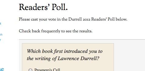 http://durrell2012.com/the-life/
