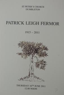 Leigh Fermor Service