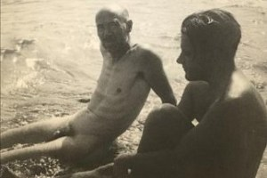 Henry Miller & Lawrence Durrell, Corfu (1939)